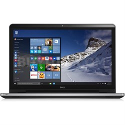 "i5759-8835SLV Inspiron 17.3"" Touchscreen Notebook Intel i7-6500U - Refurbished"