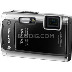 Stylus Tough TG-610  Waterproof Shockproof Freezeproof Digital Camera - Black