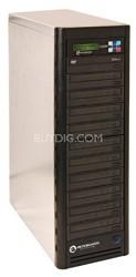 CopyWriter DVD-1016  Premium Tower Copier - 1 to 10 DVD Tower Duplicator