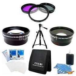 Pro Shooter 58mm Lens Kit