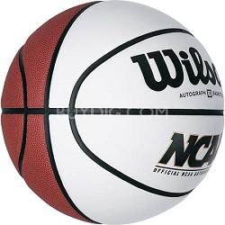 NCAA Official Size Autograph Basketball