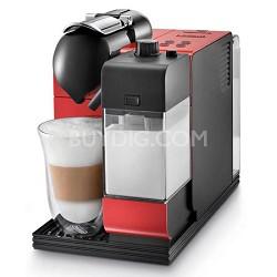 EN520R Lattissima Capsule Espresso/Cappuccino Machine - Red