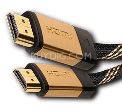 HDMI 8 Series Audio/Video Cable for HDTV 6 Feet (1.8m)