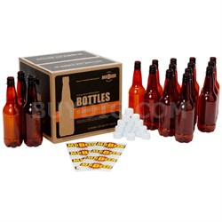1/2-Liter Deluxe Bottling System (Qty 16) - OPEN BOX