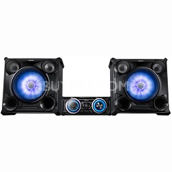 MX-FS8000 - 2300 Watt 2.2 Channel Bluetooth Mini Audio System CD/MP3