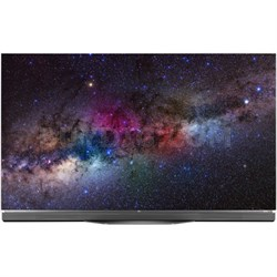 OLED65E6P - 65-Inch Flat 4K Ultra HD Smart OLED HDR TV w/ webOS 3.0 - OPEN BOX