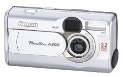 CLOSEOUT***Powershot A300 Digital Camera
