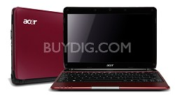 Aspire 11.6 inch Notebook PC - Red (AS1410-2706)