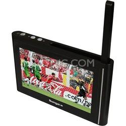 IT430 Kula 4.3-Inch Internet TV, Black