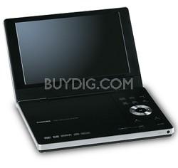 "SDP-1900 Portable DVD Player w/ 9"" LCD Display"