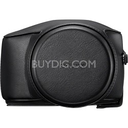 LCJRXE/B Premium Jacket Case (Black) - OPEN BOX