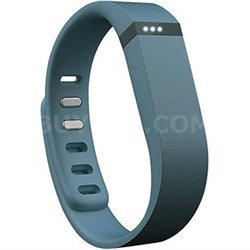 Flex Wireless Activity + Sleep Wristband Slate