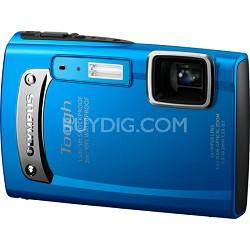 Tough TG-310 14 MP Waterproof Shockproof Freezeproof Digital Camera - Blue