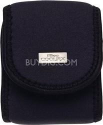 Coolpix L series Neoprene Case (black)