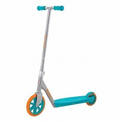 Berry Lux Kick Scooter, Teal/Orange