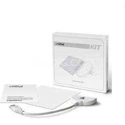 Easy Laptop Install Kit for 2.5-inch Solid State Drive - SSD (CTLAPINSTALLAC)