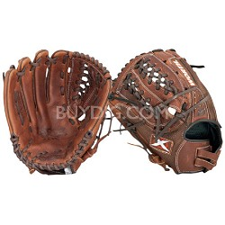 Brown 12 1/2-Inch Toxic Lite Glove (Right Hand Throw)