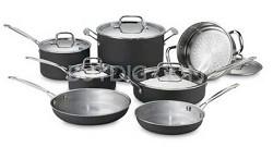MultiClad Unlimited 12-Piece Dishwasher Safe Cookware Set - MCU-12N