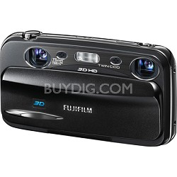 FinePix REAL 3D W3 Digital Camera