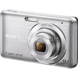 DSC-W310 Digital Camera (Silver)
