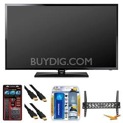 """UN40F5000 40"""" 60hz 1080p LED HDTV Wall Mount Bundle"""