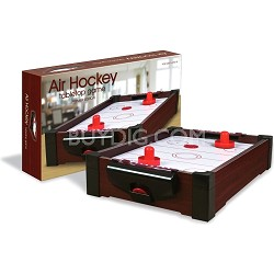 TableTop Premier Edition Burgundy '1 on 1' Air Hockey Game (2489)