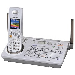 KX-TG5776S 5.8 GHz FHSS GigaRange. Expandable Digital Cordless Answering System
