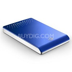 500GB USB2.0 Freeagent Go (BLUE)