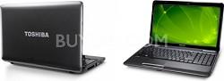 Satellite L655D-S5076 LED TruBrite 15.6-Inch Laptop (Grey/Black)