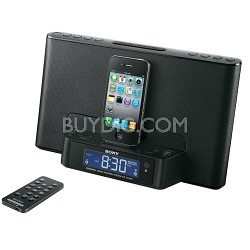Speaker Dock for iPhone or iPad with Lightning Connector (Black) - OPEN BOX