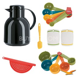 Samba Quick Press Insulated Servers - Black Deluxe Bundle