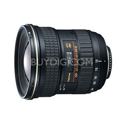 AT-X 124 Pro DX II  12-24mm f4.0 Type II Lens