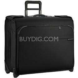 Baseline Deluxe Wheeled Garment Bag - Black (U176-4)