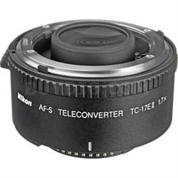 TC-17E II 1.7x FX Full Frame Teleconverter Lens w/ Auto Focus for AF-S/AF-i Lens