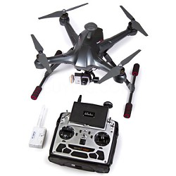Scout X4 Ready to Fly Quadcopter w/ Ground Station, Gimbal, iLook+ - OPEN BOX