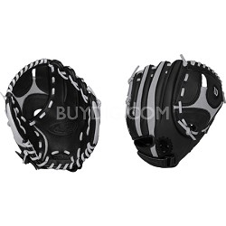 A325 EZ Snap Baseball Glove - Right Hand Throw - Size 10""