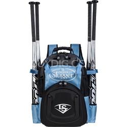 EB 2014 Series 7 Stick Baseball Bag, Columbia Blue - EBS714-SPCB