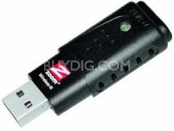 4411 Wireless-N USB Adapter - USB - 150Mbps - IEEE 802.11n (draft)