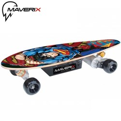 150 Watt Electric Skateboard California - Superman