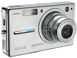 Easyshare V550 Pocket-sized Digital Camera (Silver)