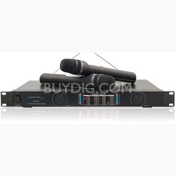 WM1001 - Professional VHF Wireless Microphone System