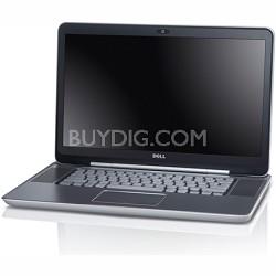 X15Z-6735ELS - XPS 15z Notebook PC Intel Core i7-2620M - Elemental Silver