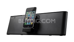 Speaker dock for iPod and iPhone