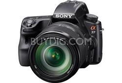 Alpha SLT-37M 16.1 MP 16,000 ISO Digital SLR Kit w/ 18-135mm Lens