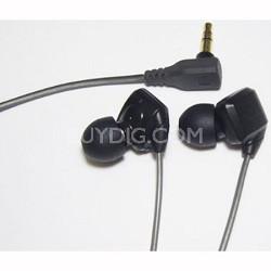 Noise-isolating In-ear Headphone - GR07 (Black)