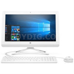 "20-c010 Intel Celeron J3060 1TB 7200RPM 19.5"" All-in-One PC"