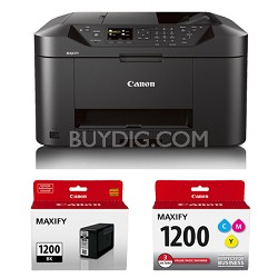 MAXIFY MB2020 Wireless Home Office All-in-One Printer + Bonus Ink Value Bundle