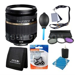 SP AF 17-50mm F/2 8 XR Di II VC LD Aspherical Lens Kit for Canon EOS