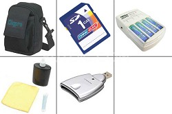 Bargain Accessory Kit for Samsung S-series