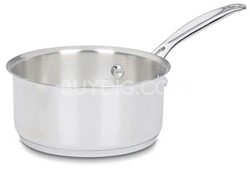 719-16 Chef's Classic Stainless 1-1/2-Quart Saucepan with Cover